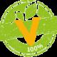 vegetarien logo petit